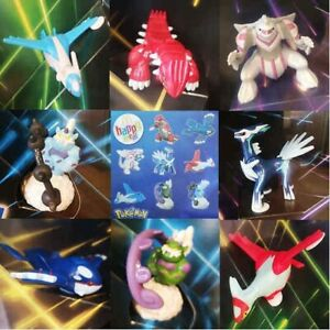 McDonalds-Happy-Meal-Toy-2019-UK-Pokemon-Plastic-Figure-Card-Various-Toys