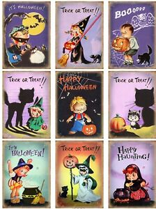 Halloween-Cuties-Glossy-Finish-Card-Making-Topper-Crafts-Embellishments