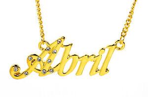 Zacria Luisa 18K White Gold Plated Gift Set