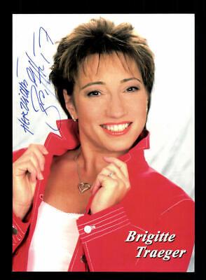 Brigitte Traeger Autogrammkarte Original Signiert ## Bc 146827 Der Preis Bleibt Stabil Autogramme & Autographen Sammeln & Seltenes