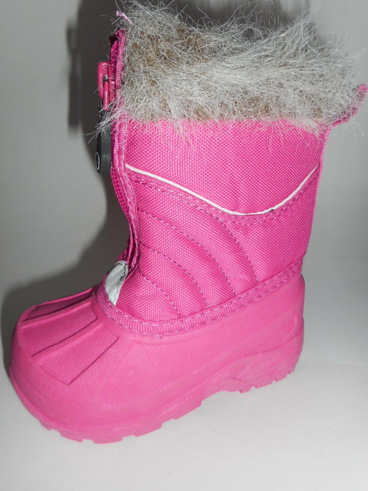 2cccc5d68 Champion Toddler Girls Winter Snow BOOTS Weather Resistant Pink Size ...