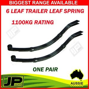 LEAF-SPRING-6-LEAF-EYE-TO-SLIPPER-45MM-1100KG-CAPACITY-TRAILER-CARAVAN-OFFROAD