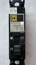 SQUARE D 100AMP  MCCB 240V SFAL1100