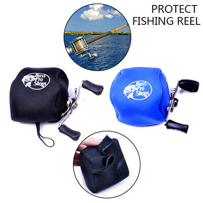 Quality Holder Pouch Fishing Reel Bag Protective Case Cover Spinning Wheel
