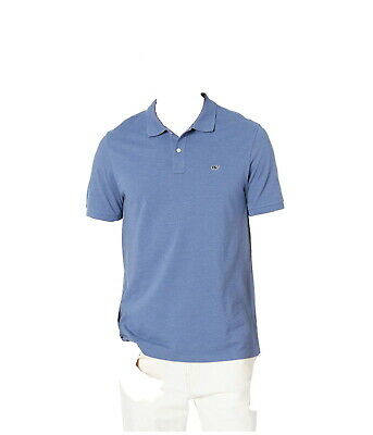 Vineyard Vines Mens Classic Fit Short Sleeve Stretch Polos