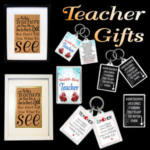 Image Is Loading Teacher Gifts School Student Thank You Birthday Education
