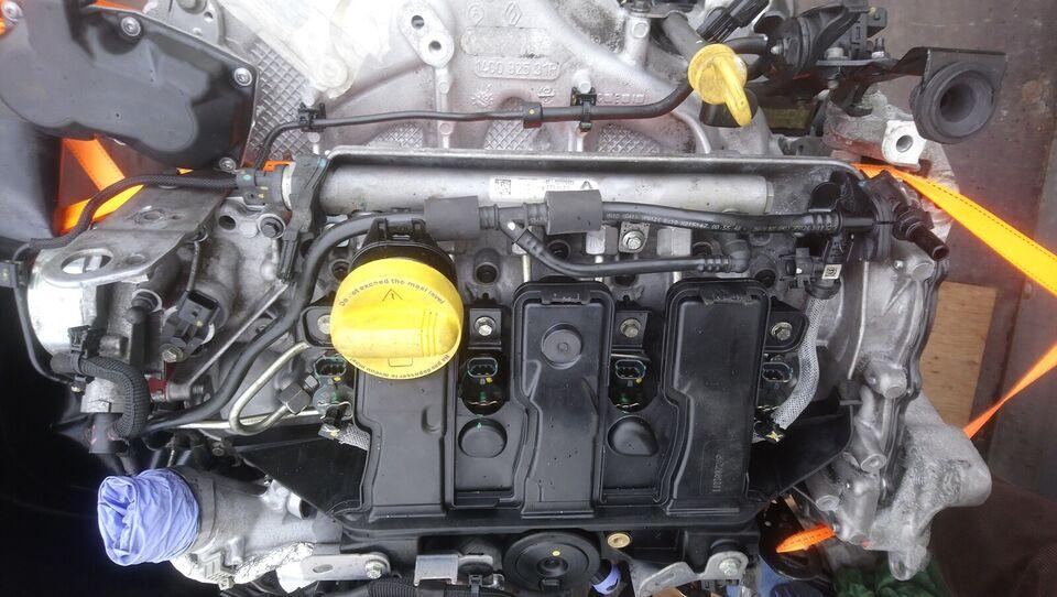 Dieselmotor, Renault R9MD452, årg. 2017