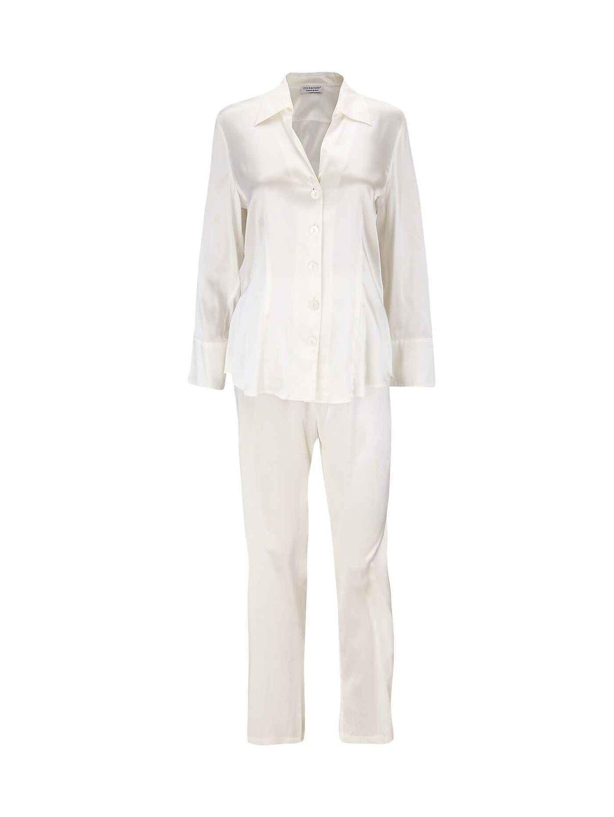 Eva B. Bitzer señora  pijamas, elástico Silk Stretch nuevo & OVP  Entrega directa y rápida de fábrica
