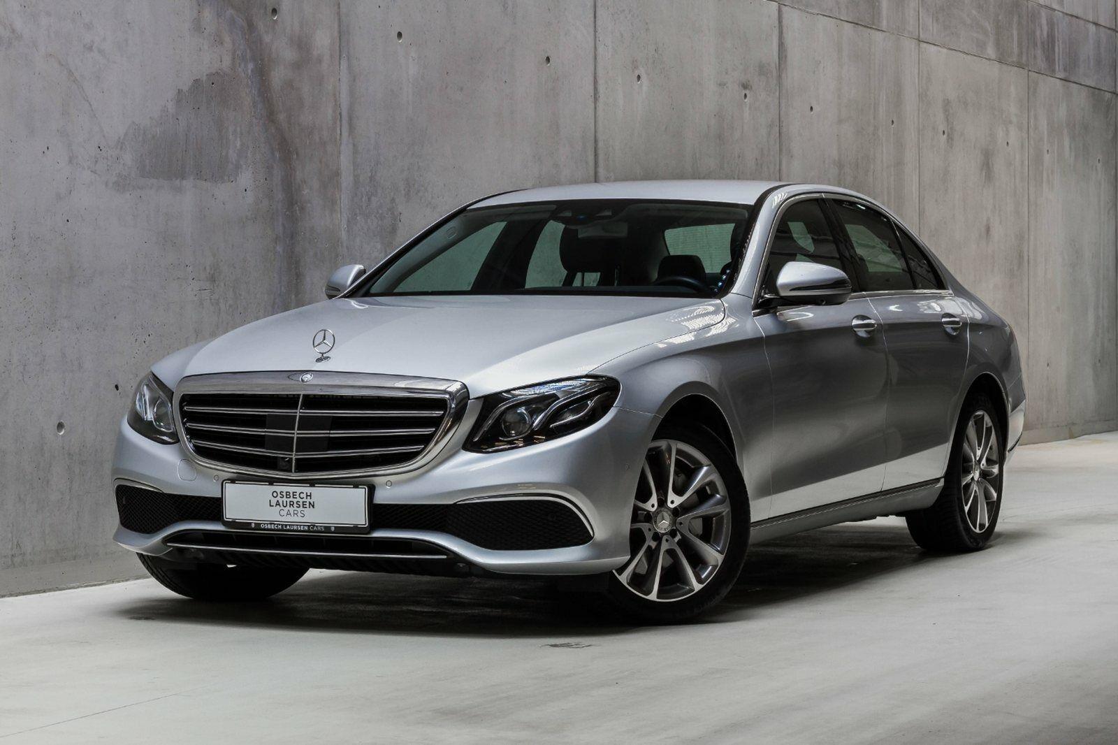 Mercedes E350 d 3,0 aut. 4d - 549.000 kr.
