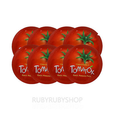 TONYMOLY Tomatox Magic Massage Pack Samples - 10pcs
