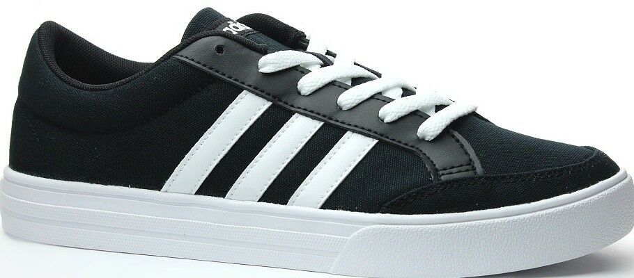 adidas vs set homme chaussures new style AW3890 noir