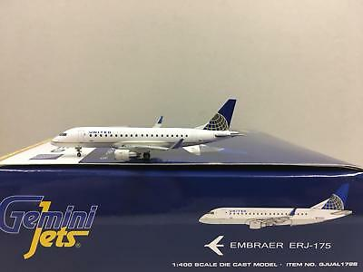 Gemini Jets United Express Embraer ERJ-175 GJUAL1728 1//400 REG#N163SY New