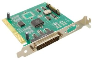 1-Port-DB25-Male-Fast-16550-Serial-ISA-Card
