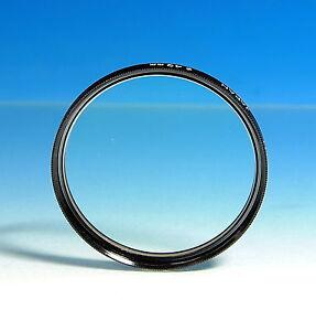 Minolta Ø49mm UV-Filter filter filtre AC L37 Eiscnhraub screw in - (204344)