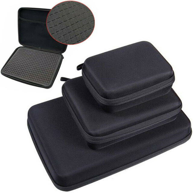 DIY Portable Hard Eva Shell Case Box With Sponge Inside For GoPro MAX 8 7 6 4 3