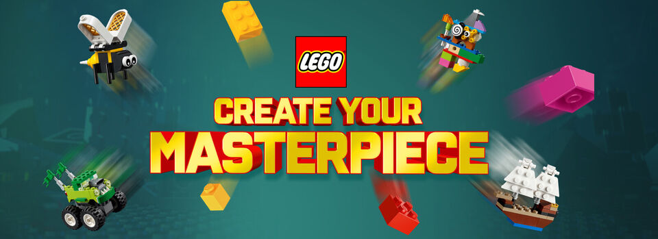 Shop now - Start building your LEGO® Masterpiece