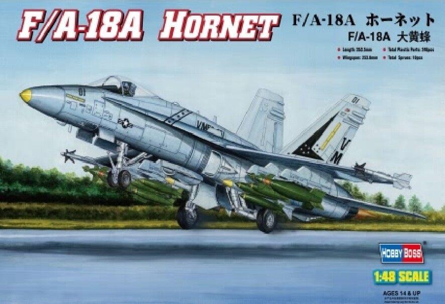 Hobbyboss 80320 1 48 F A-18A Hornet