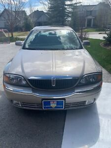 2000 Lincoln LS -