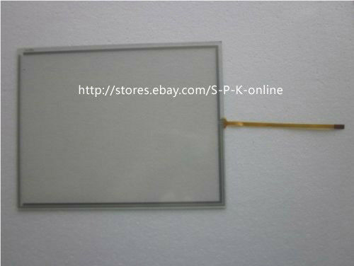 """1P For N010-0554-X225//01 FUJITSU 4 Wire 10.4/"""" Screen Panel Touch Digitizer Glass"""