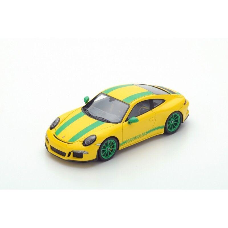 Spark S4957 -  PORSCHE 911 R 2017  1/43