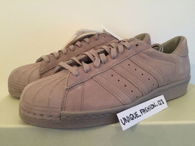 adidas Consortium Limited Edition Superstar 80sv Metropolis Uk11