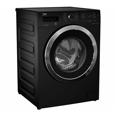 BEKO Pro WX943440B Washing Machine - Black - Currys