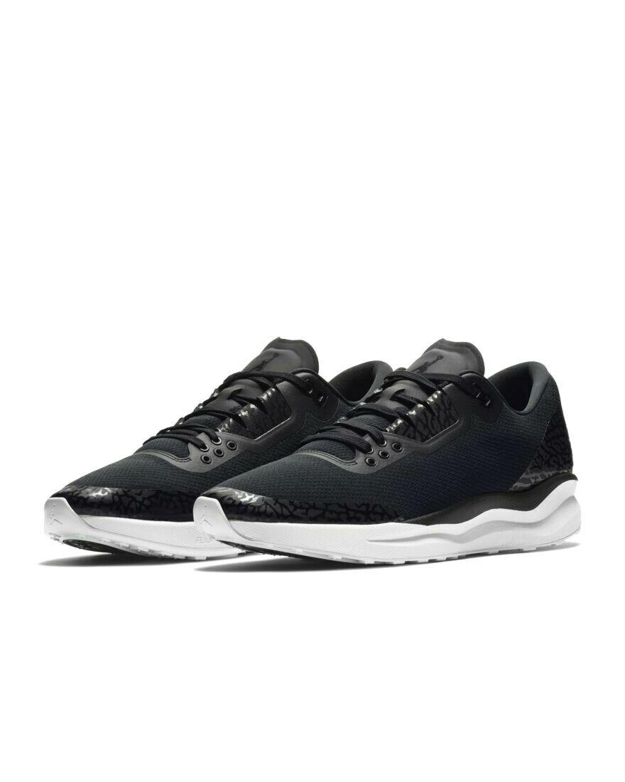fdf0682f0793 Nike Air Jordan Zoom Tenacity 88 BLACK BLACK BLACK WHITE CEMENT AV5878-001  sz 8