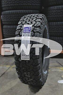 Bf Goodrich All Terrain >> 1 New BF Goodrich All-Terrain T/A KO2 123R Tire 2657516 ...