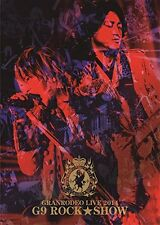 GRANRODEO-GRANRODEO LIVE 2014 G9 ROCK SHOW DVD-JAPAN 2DVD+CD Y73