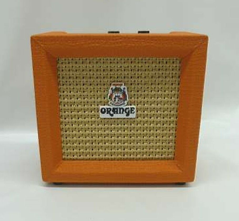 Used ORANGE Combo CR3 MICRO CRUSH 3W Guitar Amplifier F/S from JAPAN