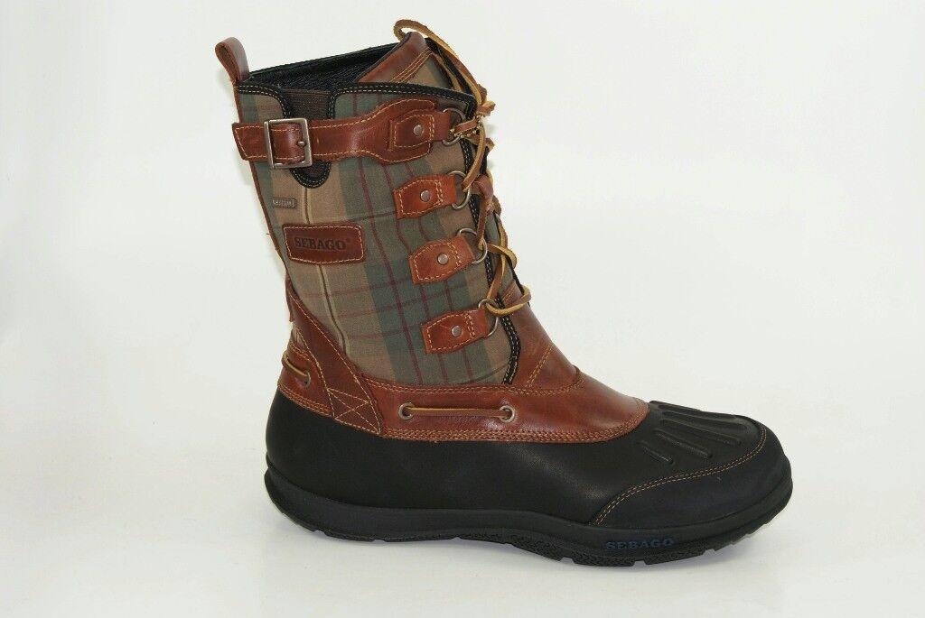 Sebago waterproof wells Riverbank waterproof Sebago Boots caballero zapatillas de invierno botas b17200 ea7f78