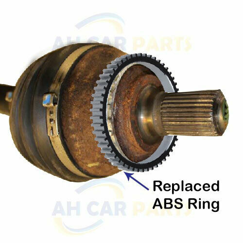 SAR 470 ABS RELUCTOR  RING FOR SUZUKI ALTO  1.0  1.1 FRONT