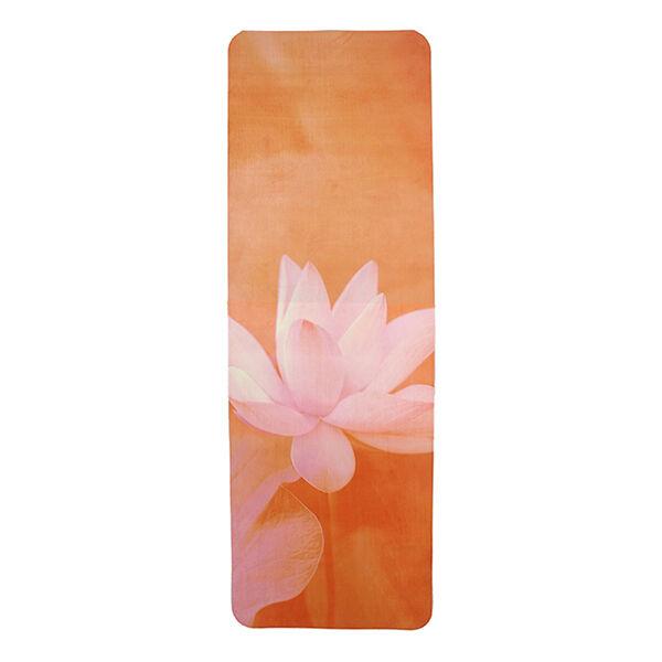 Premium Yoga Mat – Spirited Lotus, Eco Friendly