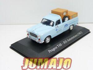 SER14 1/43 SALVAT Vehiculos Servicios PEUGEOT T4B (403 pick-up) Pièces PEUGEOT