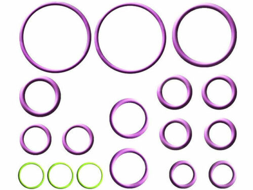 A//C System O-Ring and Gasket Kit For 2006-2014 VW Jetta 2009 2010 2007 C123BZ