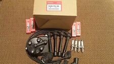 GENUINE HONDA CIVIC / DELSOL TUNE UP KIT SPARK PLUGS, WIRES, CAP / ROTOR
