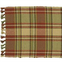Table Runner 36 L - Heartfelt By Park Designs - Kitchen Dining Red Tan Gold