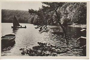 Cpa-carte-postale-63-Puy-de-Dome-le-Lac-Pavin
