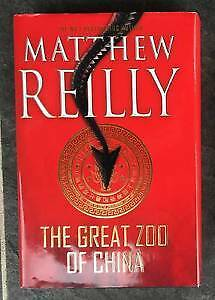 The Great Zoo of China by Matthew Reilly (Hardback, 2014)