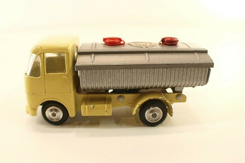 Corgi  n° 460 ERF 64 G Tunnel Cement camion benne ciment ERF Dump Truck