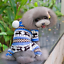 Pets-Dog-Jumpsuit-Pajamas-Hoodie-Puppy-Cat-Jumper-Warm-Clothes-Outfit-Costume thumbnail 4