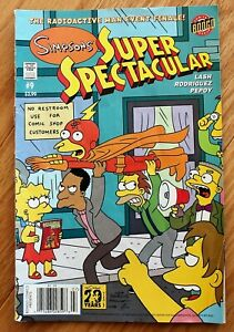 Simpsons Super Spectacular #9 (2009) Bongo Comics; Matt Groening