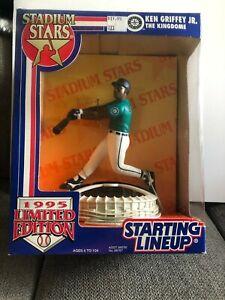 1995 Limited Edition Stadium Stars Ken Griffey Jr. The Kingdome SLU NIB