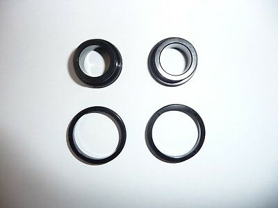 Novatec D881 20mm end cap kit Superstar Switch also.