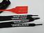 Nike-X-blanco-apagado-034-cordones-034-Plano-Cordones-10-Colores-incluye-amarra-blanco-roto miniatura 2