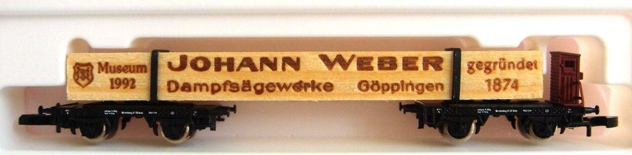 Z MUSEO AUTO 1992 NUOVO Johann Weber vapore seghe opere Göppingen