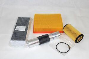 BMW E31 840i Filter Set Filterkit komplett 8er M60