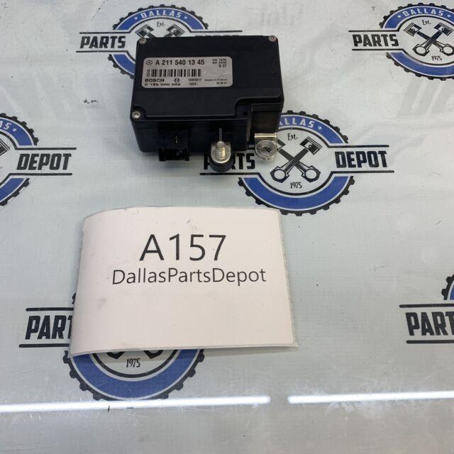 03-06 Mercedes W211 E320 E350 E500 E55 Battery Control Load Module A2115401345