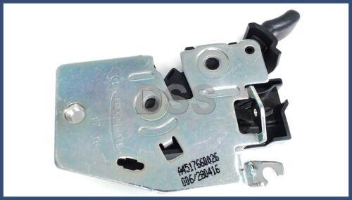 Genuine Smart Car Fortwo Rear Trunk Left Side Locking Mechanism OE 4517660026