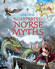 Illustrated Norse Myths by Louie Stowell, Alex Frith (Hardback, 2013)